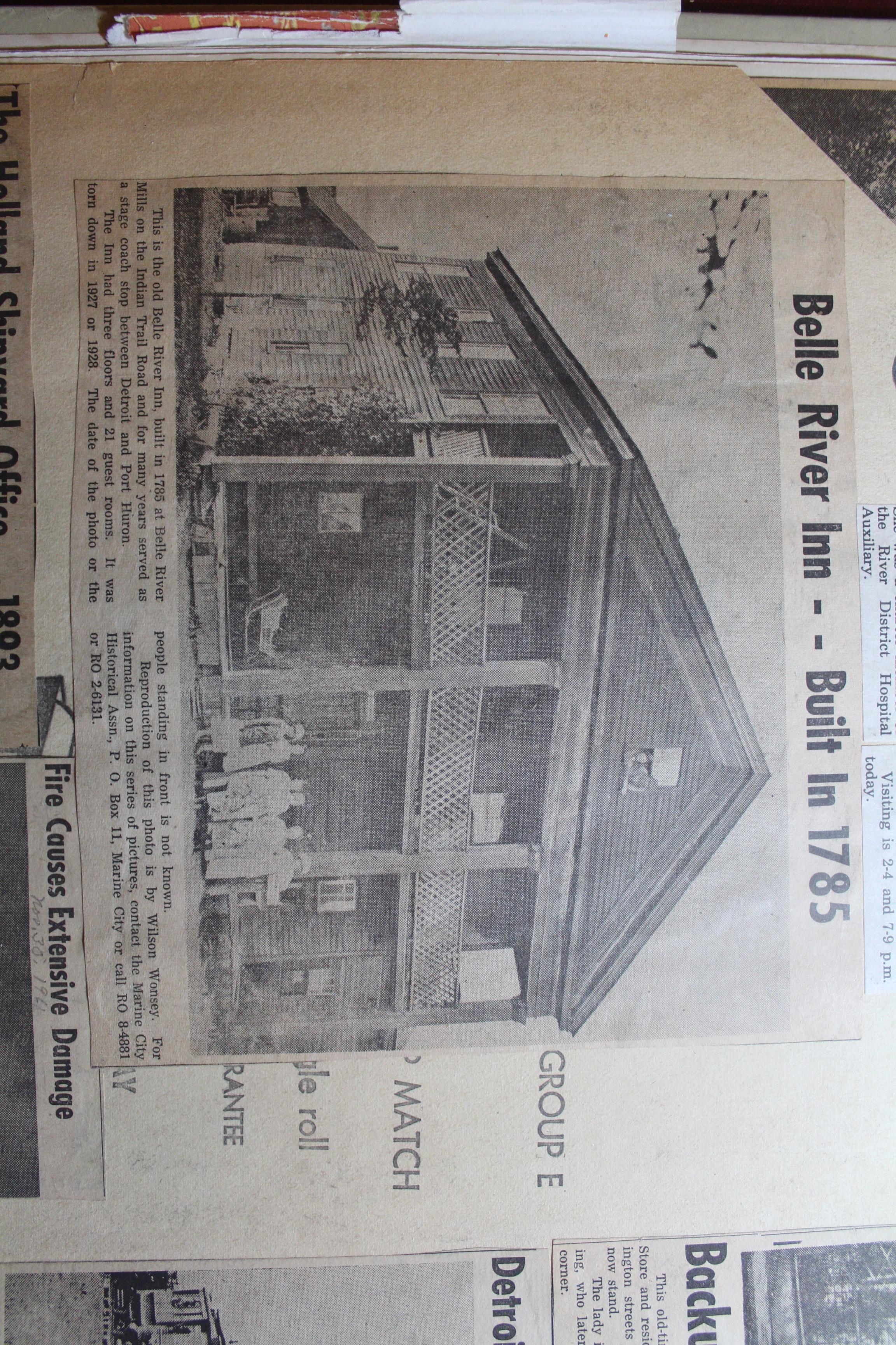 Marine City Motel 1859.JPG