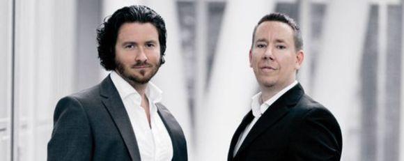 Stefan Ellenberger und Sebastian Hacklsperger, geschäftsführende Gesellschafter Perger & Berger GmbH