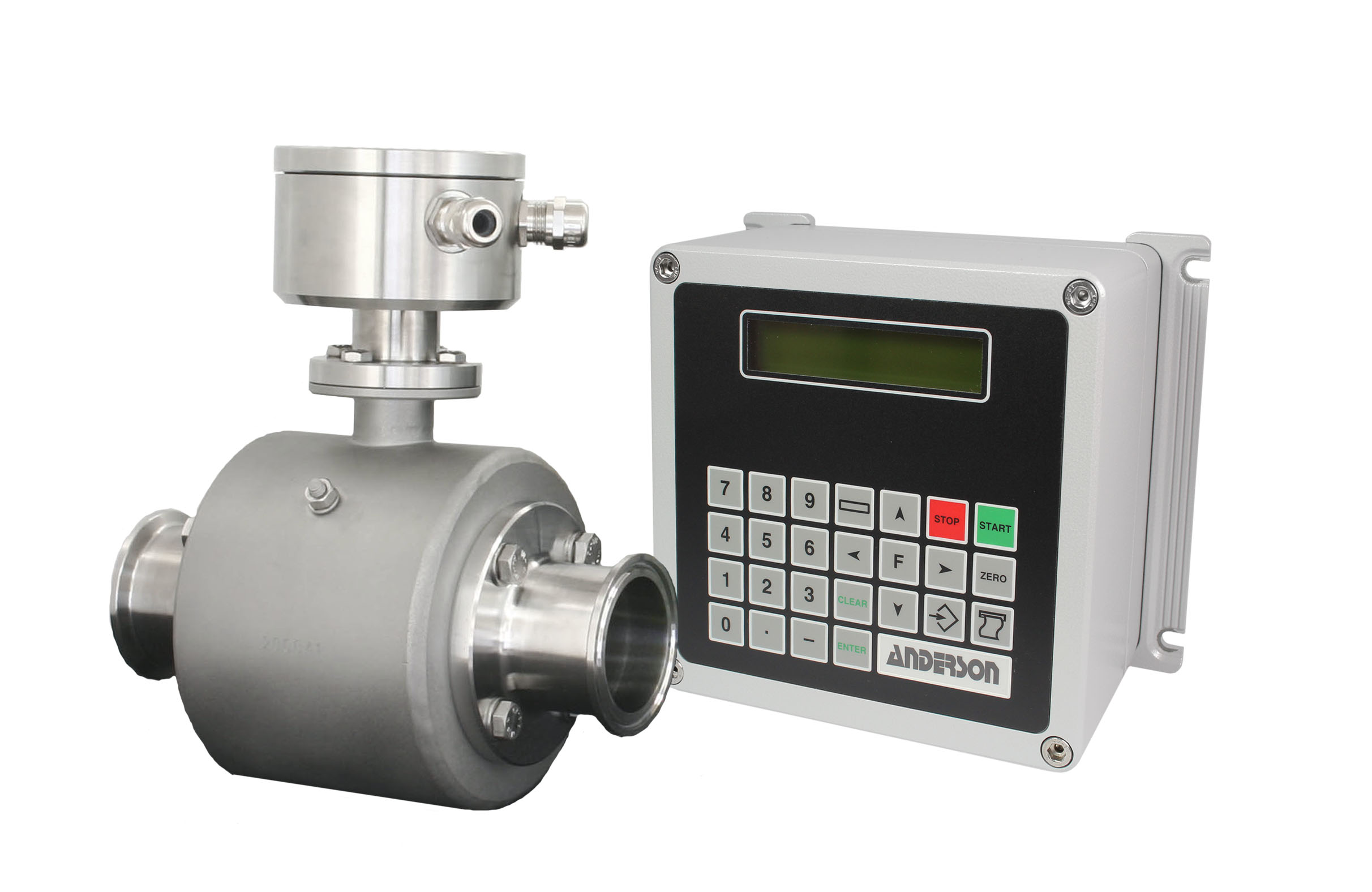 IZMSG  ELECTROMAGNETIC FLOW METER WITH REMOTE ELECTRONICS
