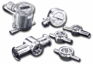 CLEAN PROCESS MEASUREMENT FITTINGS