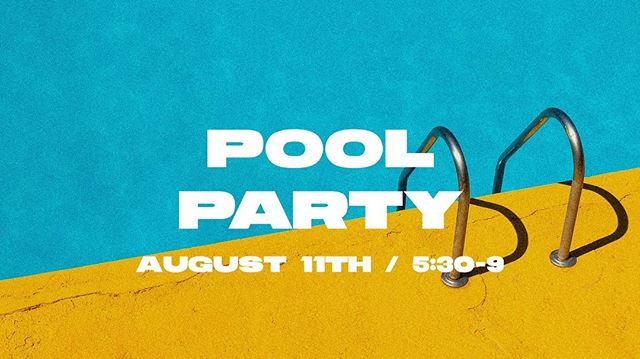 It may be the last month of summer vacation, but we aren't going out without a fight to have the most fun possible!  Scroll through these pics to see what we have going on this month:  August 4- (This Sunday) normal youth  August 6-9 LOCAL LOVE WEEK  August 11- Pool Party @ the Scalzo's  August 18- Vision Casting 2019-2020 & Cookout for students & parents  August 25- Back to School Bash and Seniors last Sunday!  Spread the Word and let's end summer well!