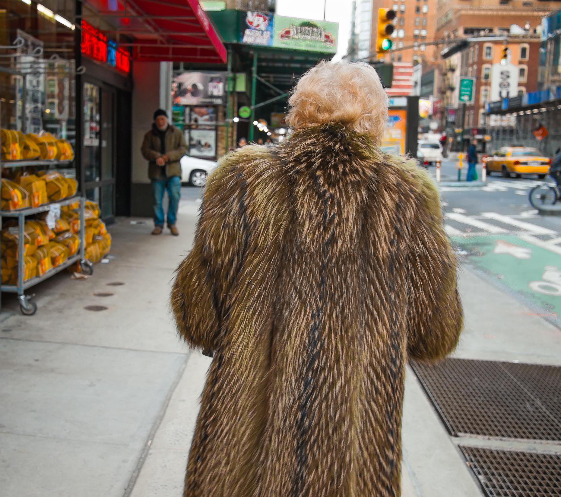 8th Avenue, NYC, 2013