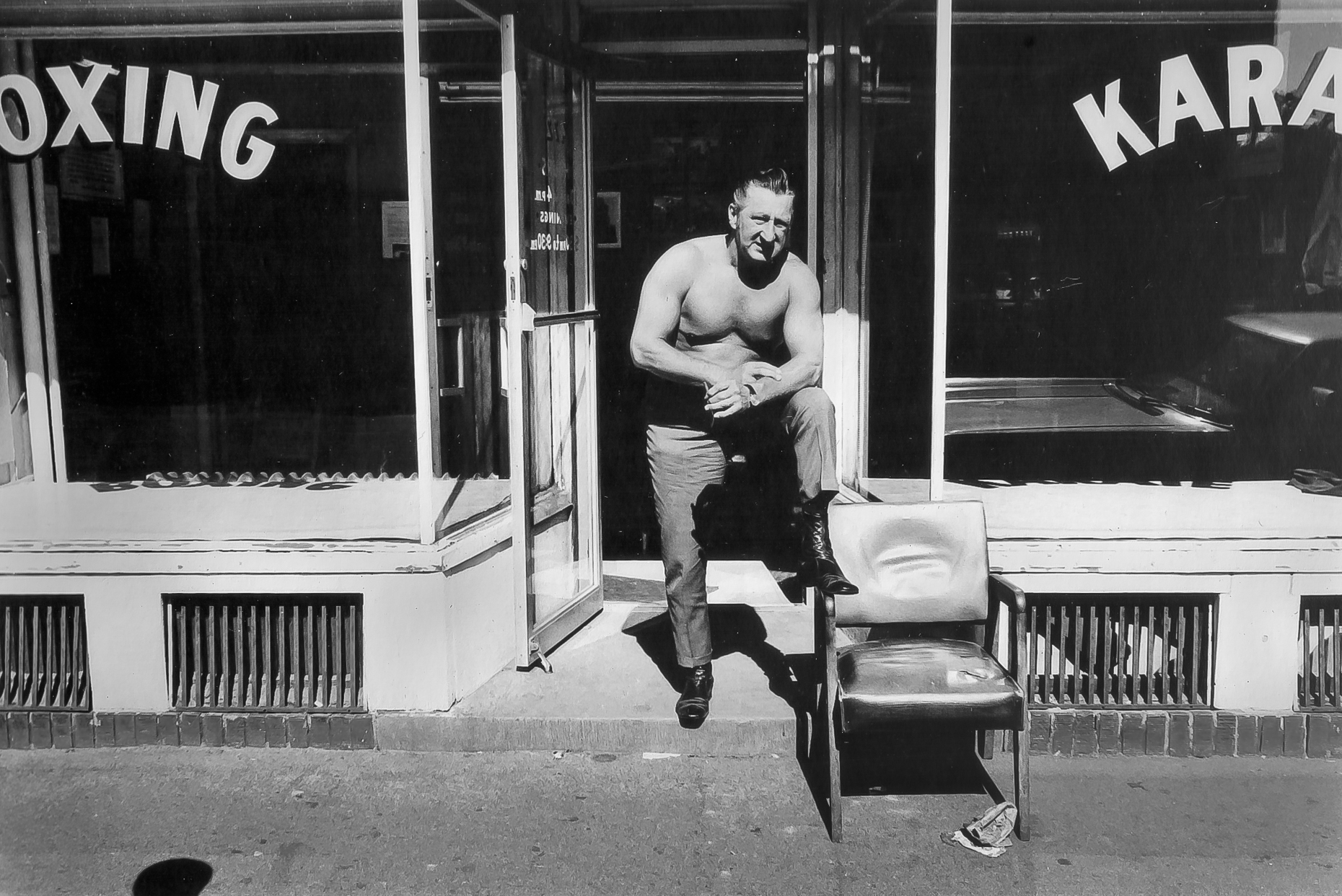Ossie Sussman, Rochester, NY, 1969