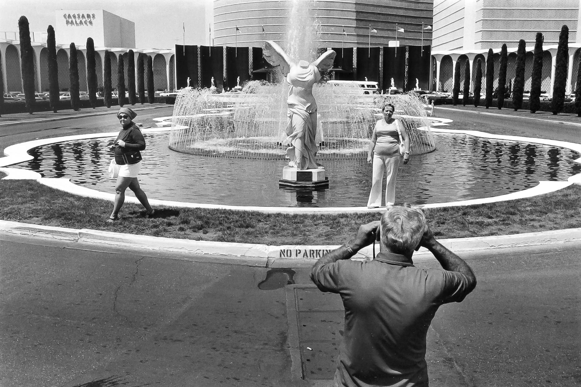 Las Vegas, Nevada, 1976