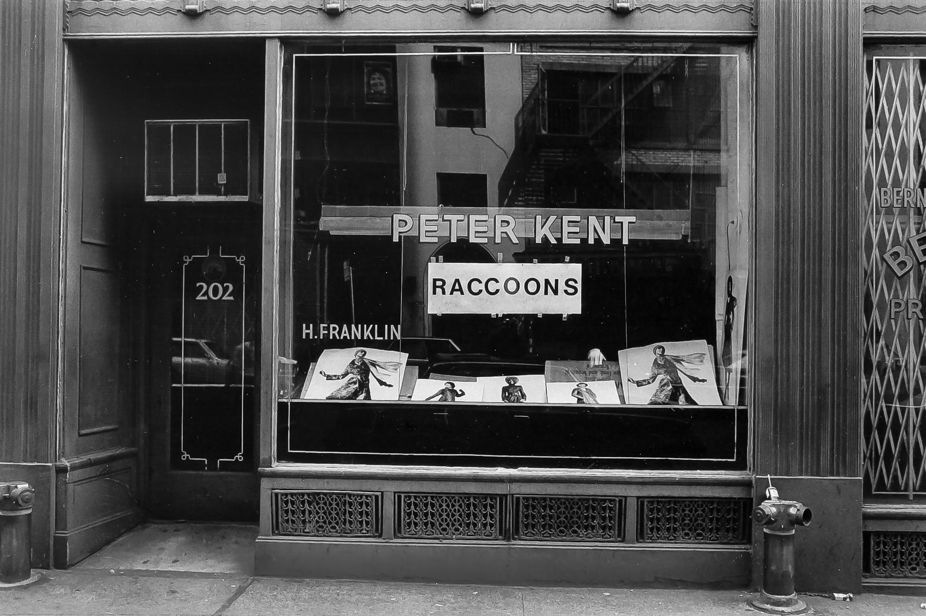 Garment District, NYC, 1974