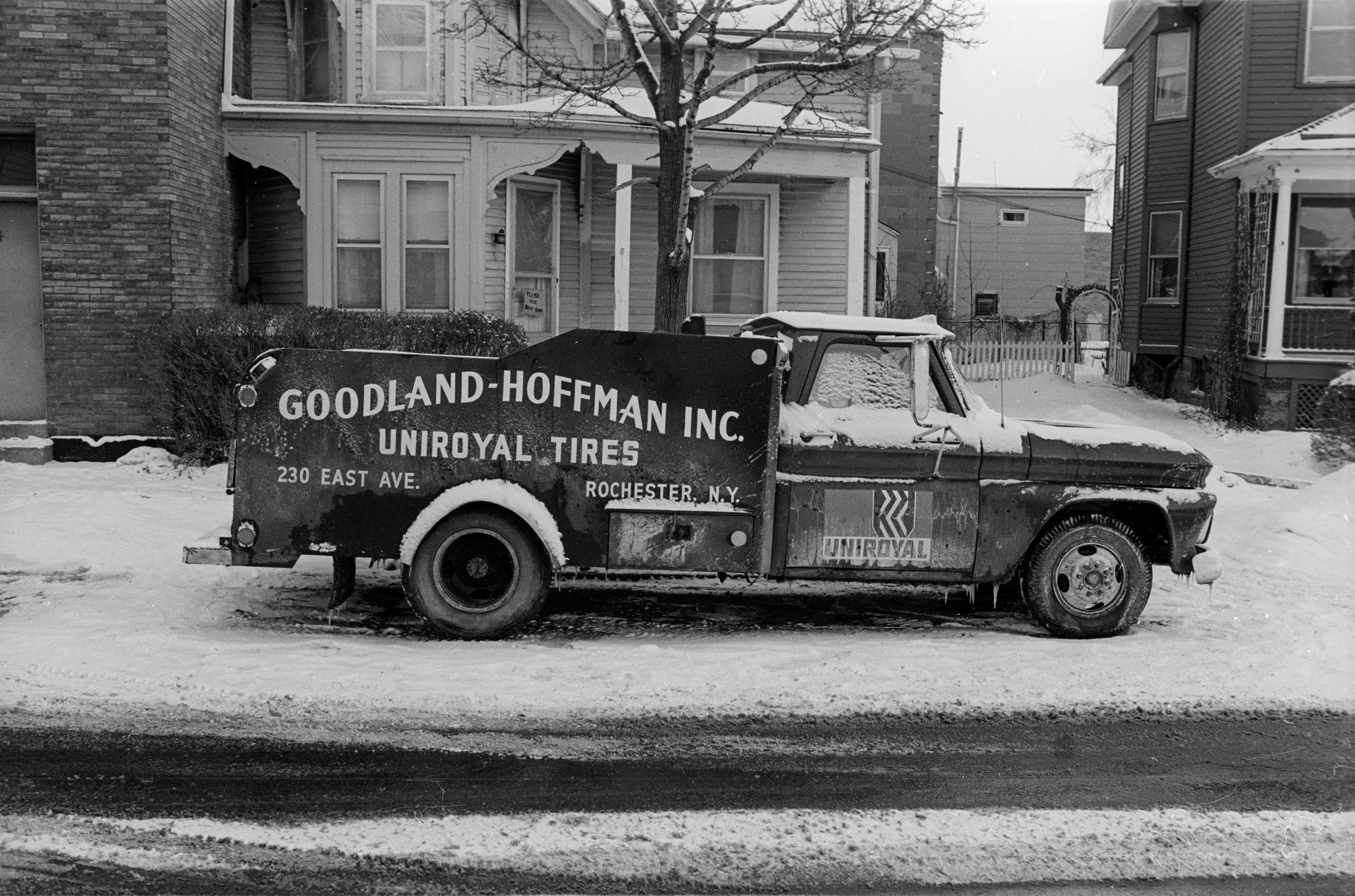 Rochester, NY, 1968