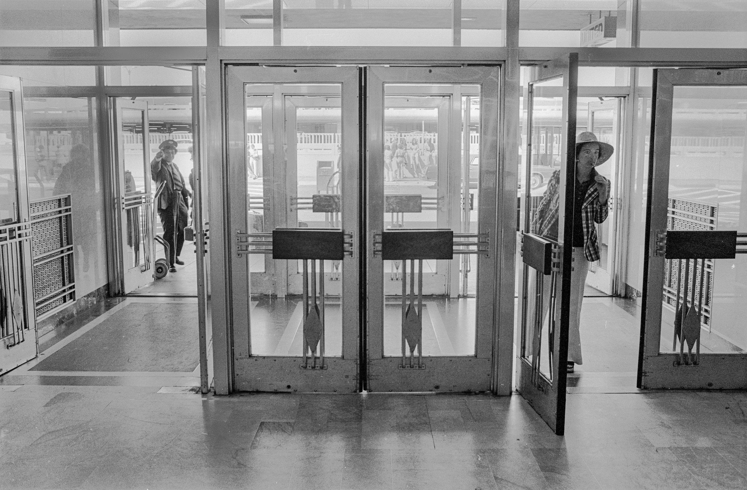 San Francisco Airport, 1973
