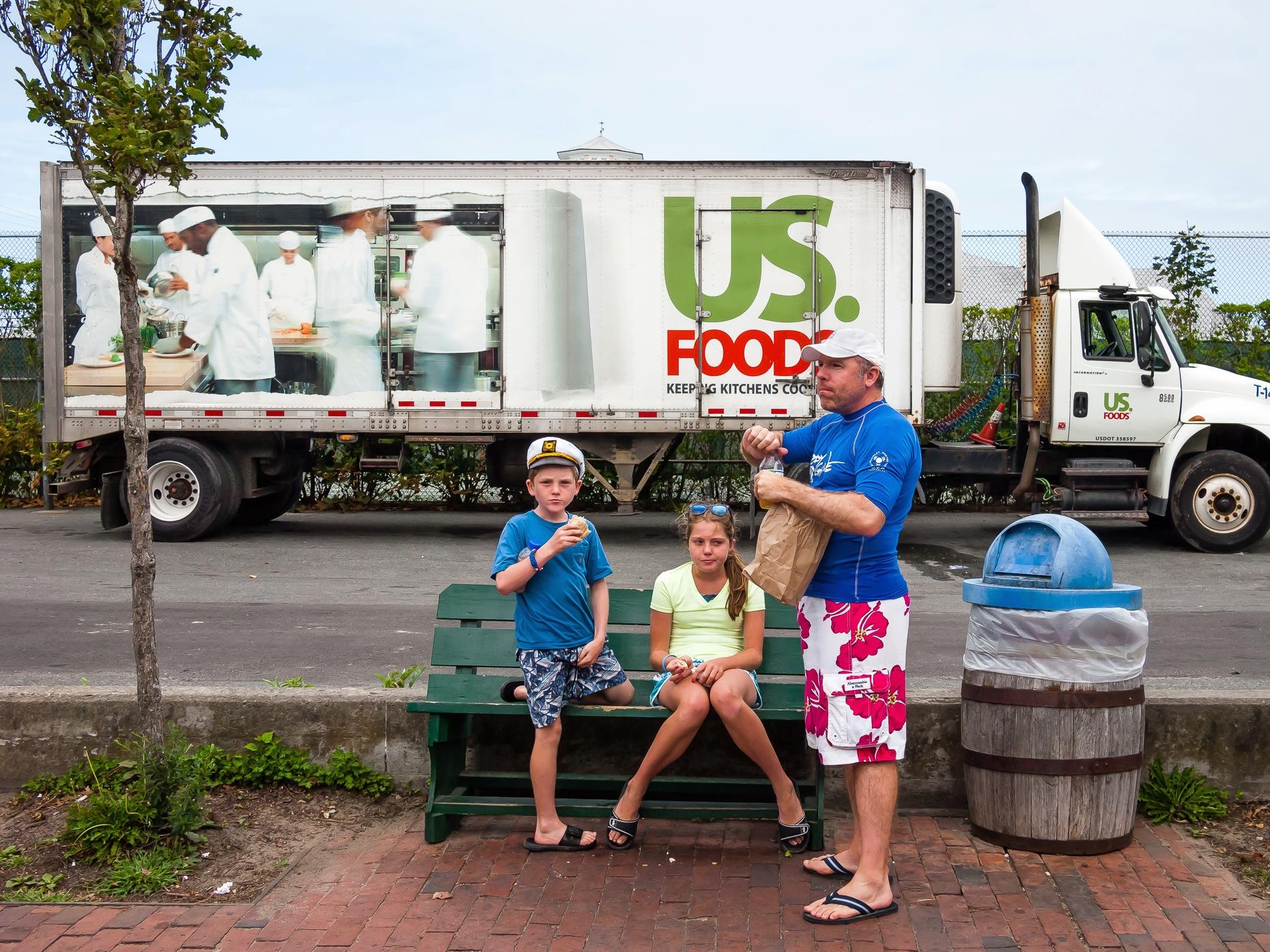 Town, Nantucket, MA, 2013