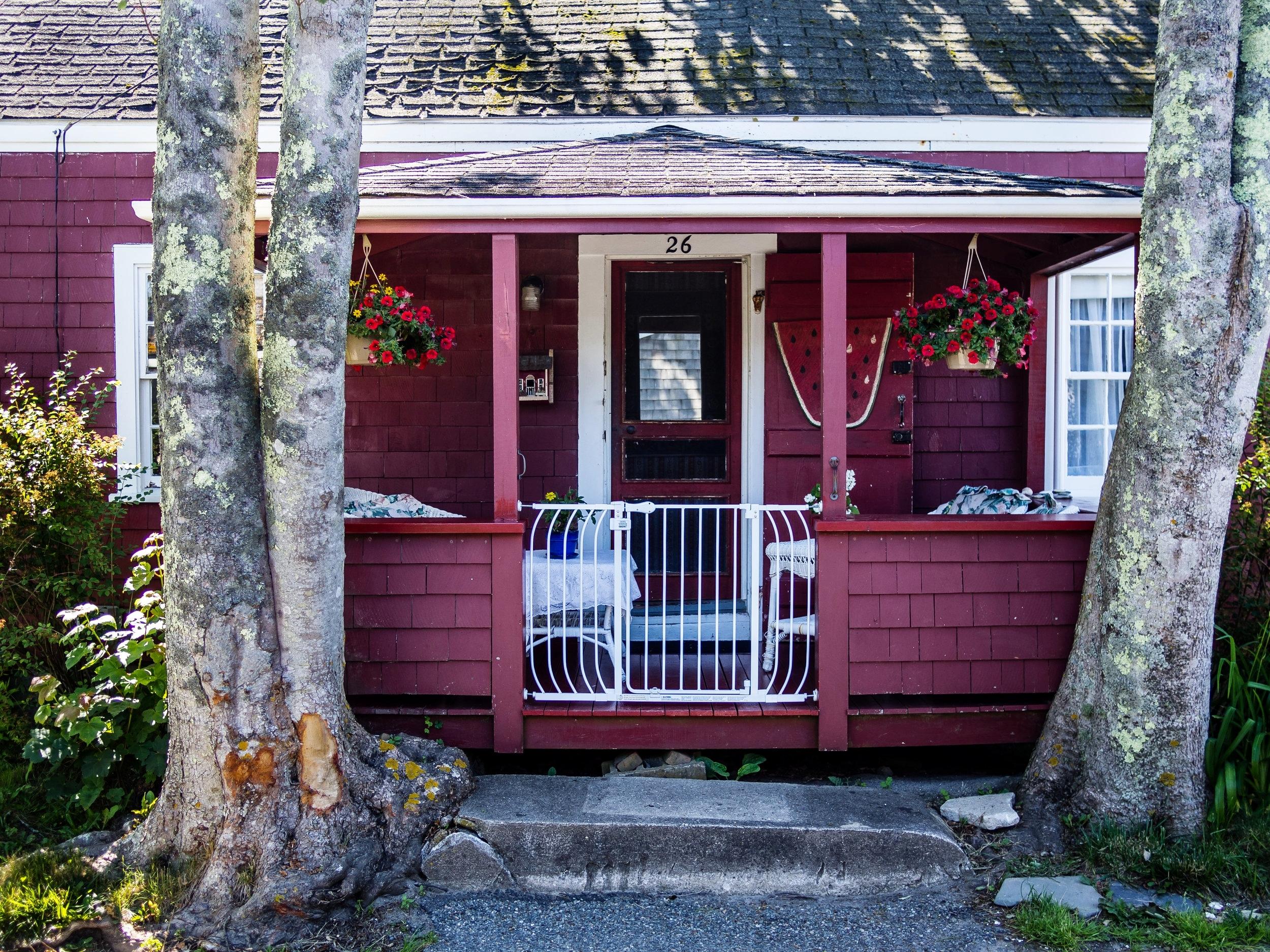 Sconset, Nantucket, 2017