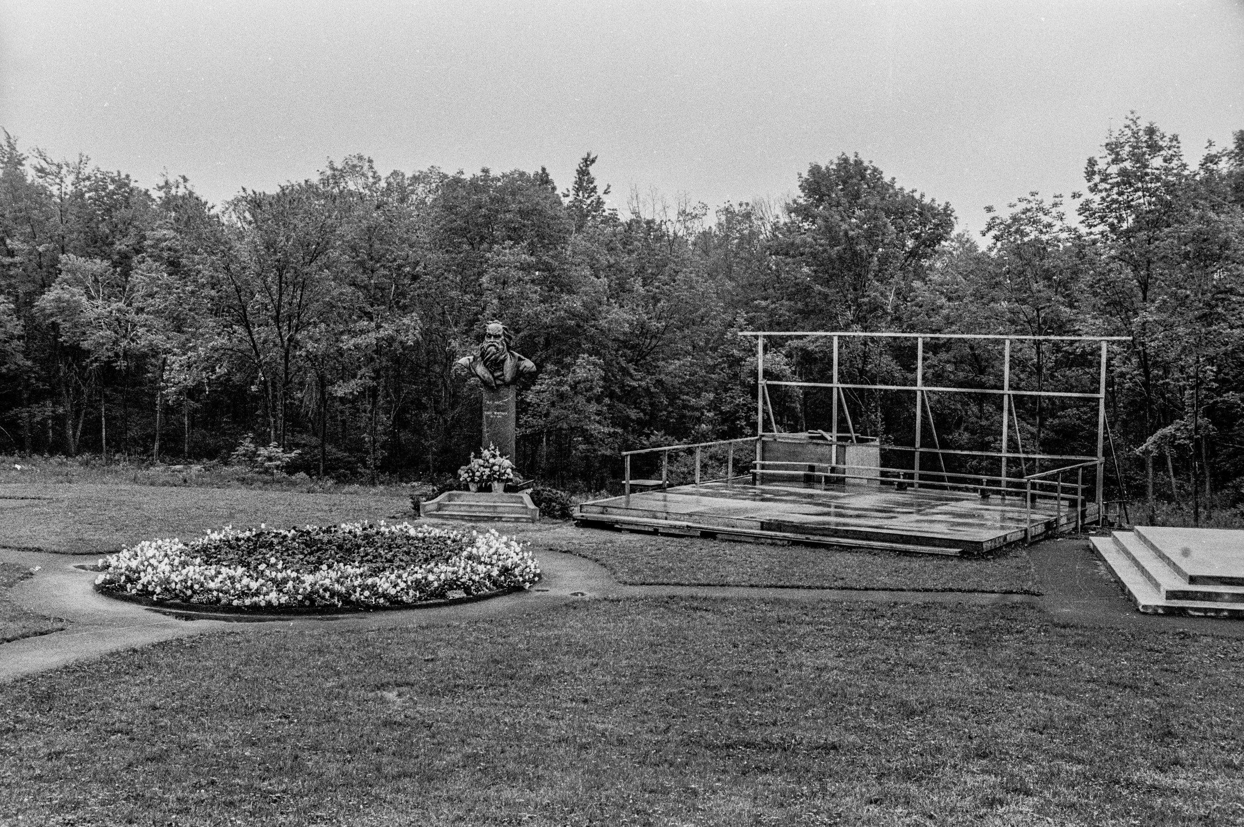 Workmen's Circle Picnic, NY, 1971