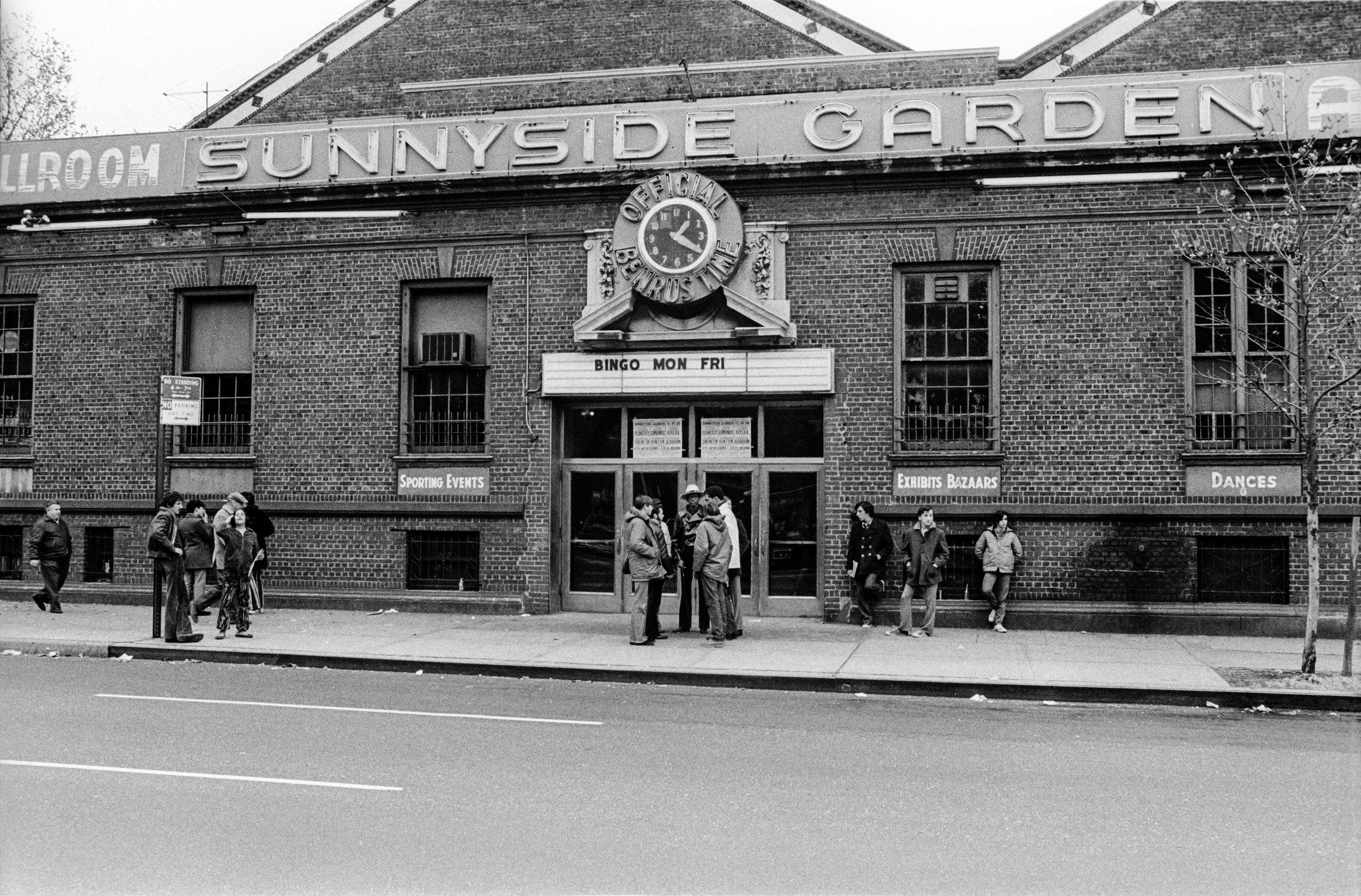 Sunnyside, Queens, NY, 1972