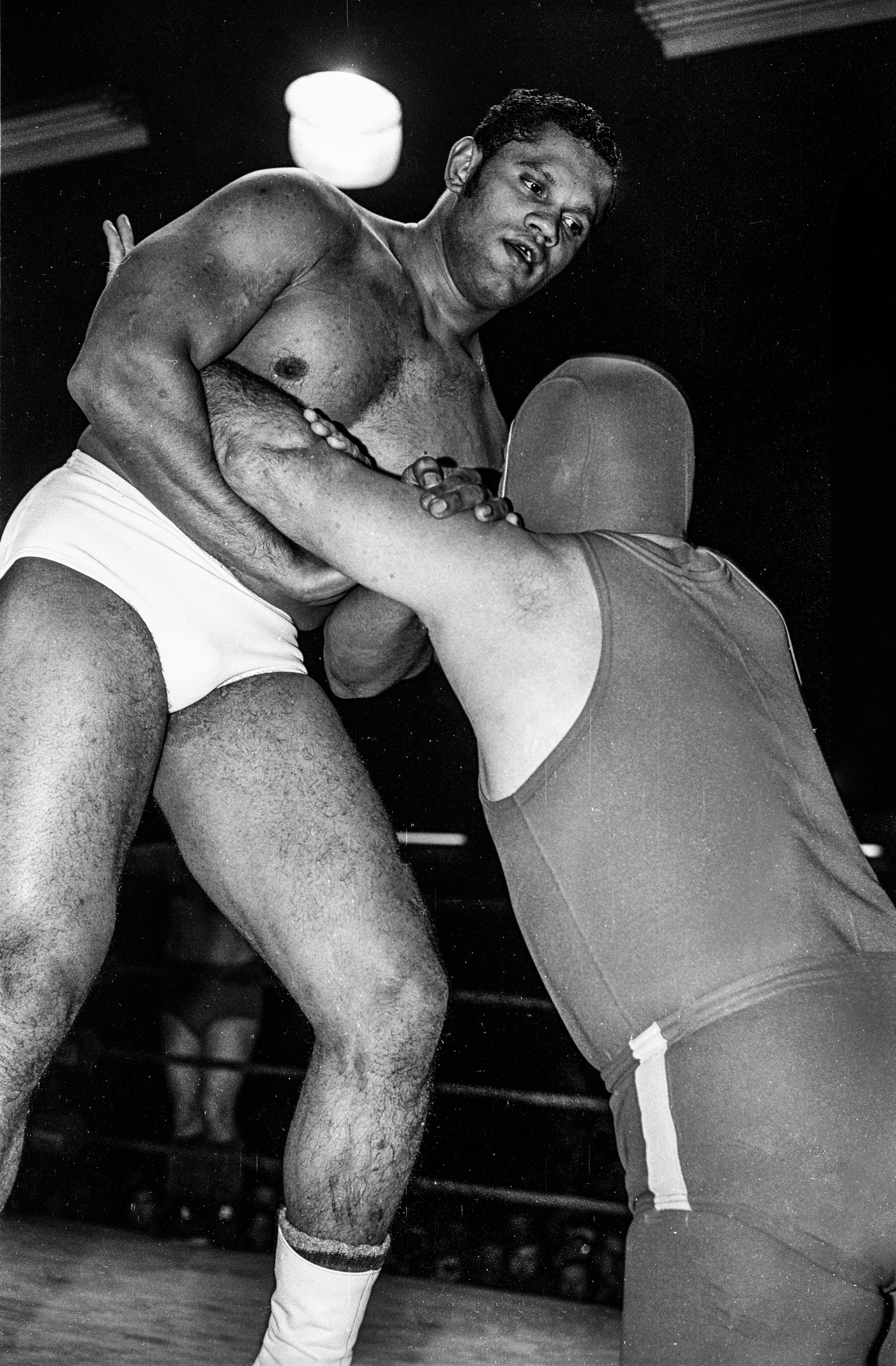 Victor Rivera and Chief Jay Strongbow vs The Russians