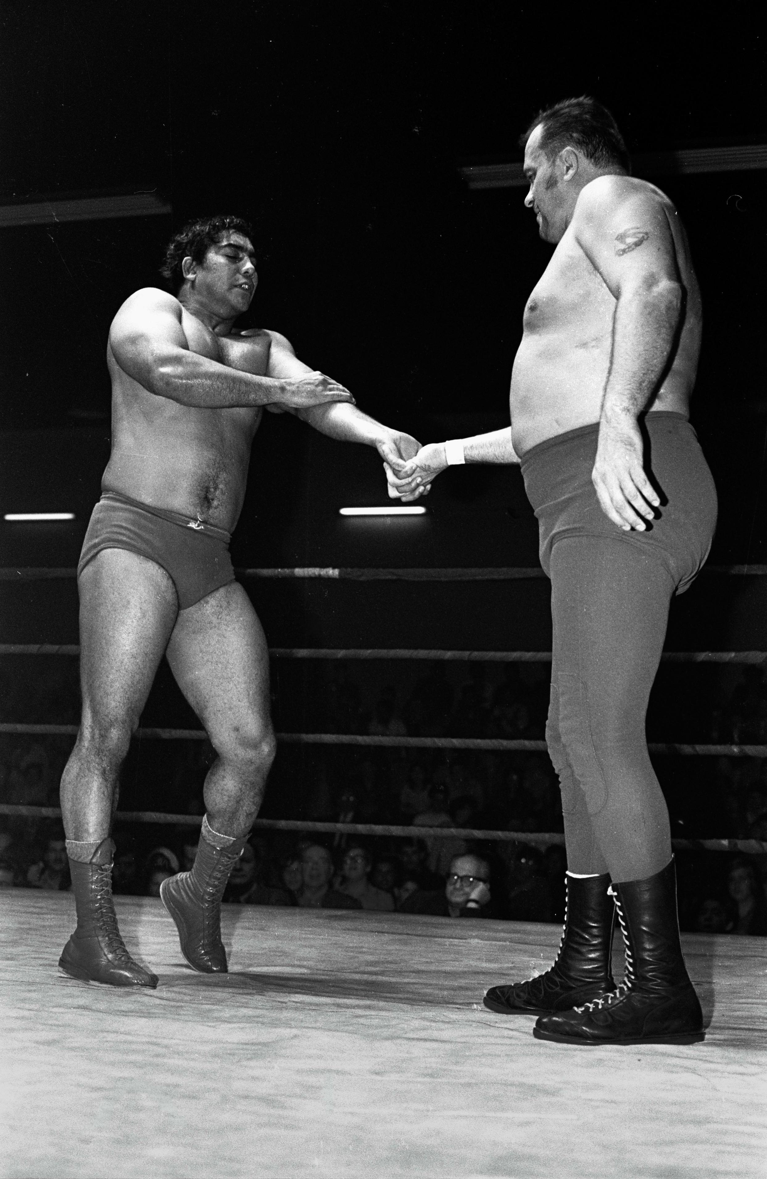 Stan Stasiak vs Manuel Soto