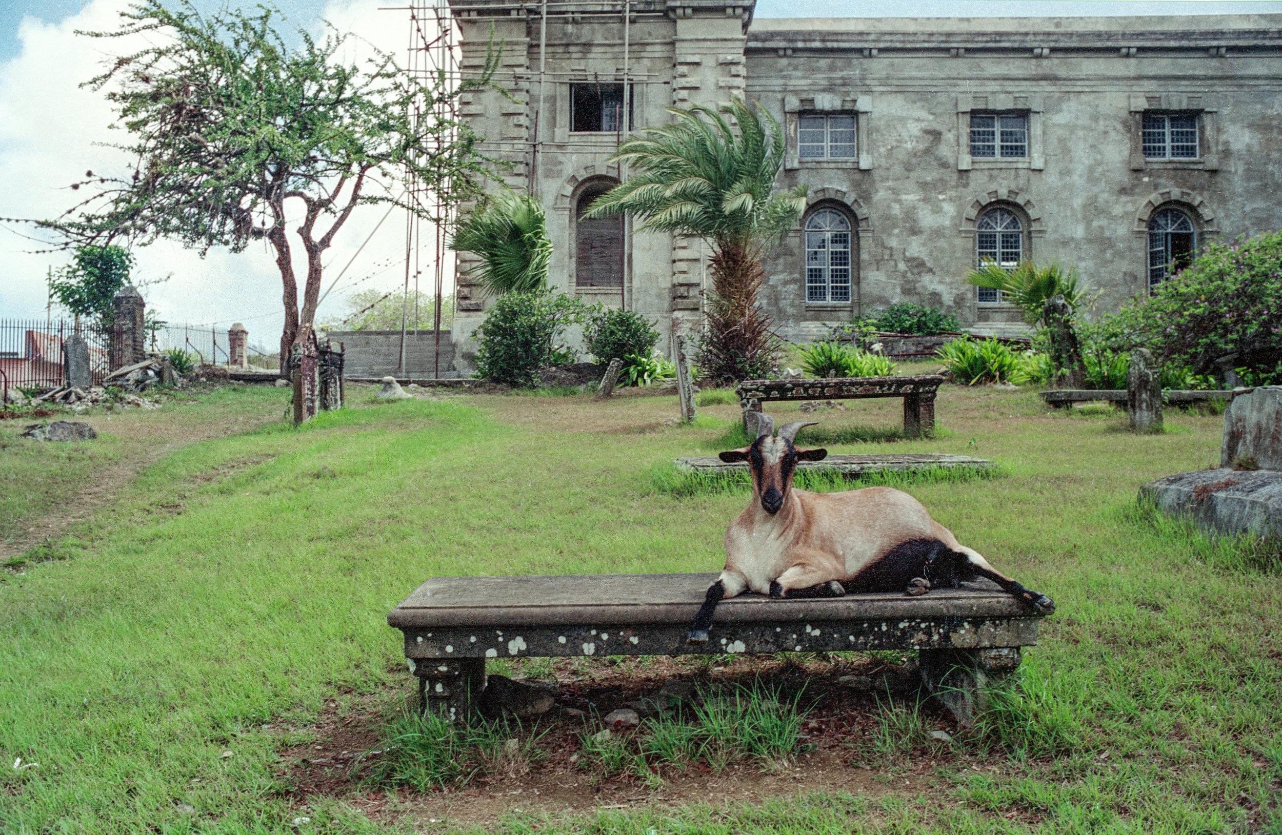 Antigua, 1979