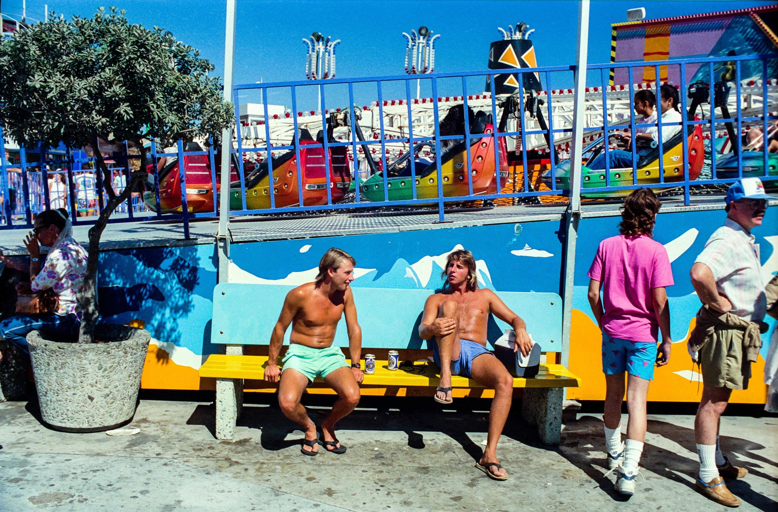 Santa Cruz, CA, 1979