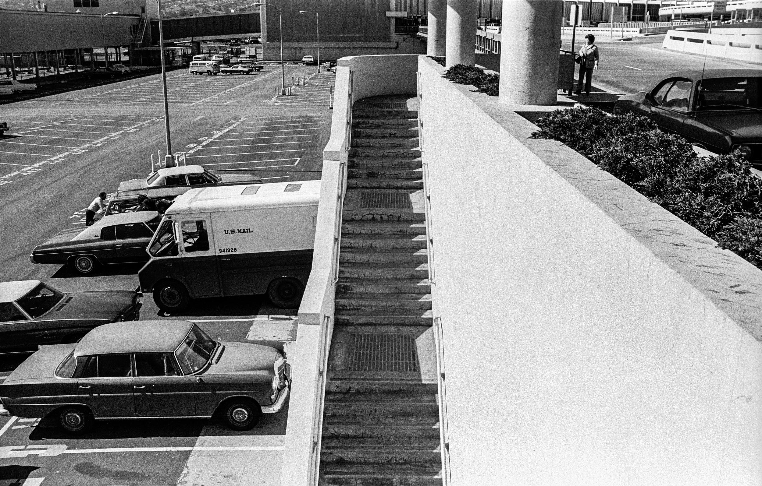 San Francisco Airport, 1974