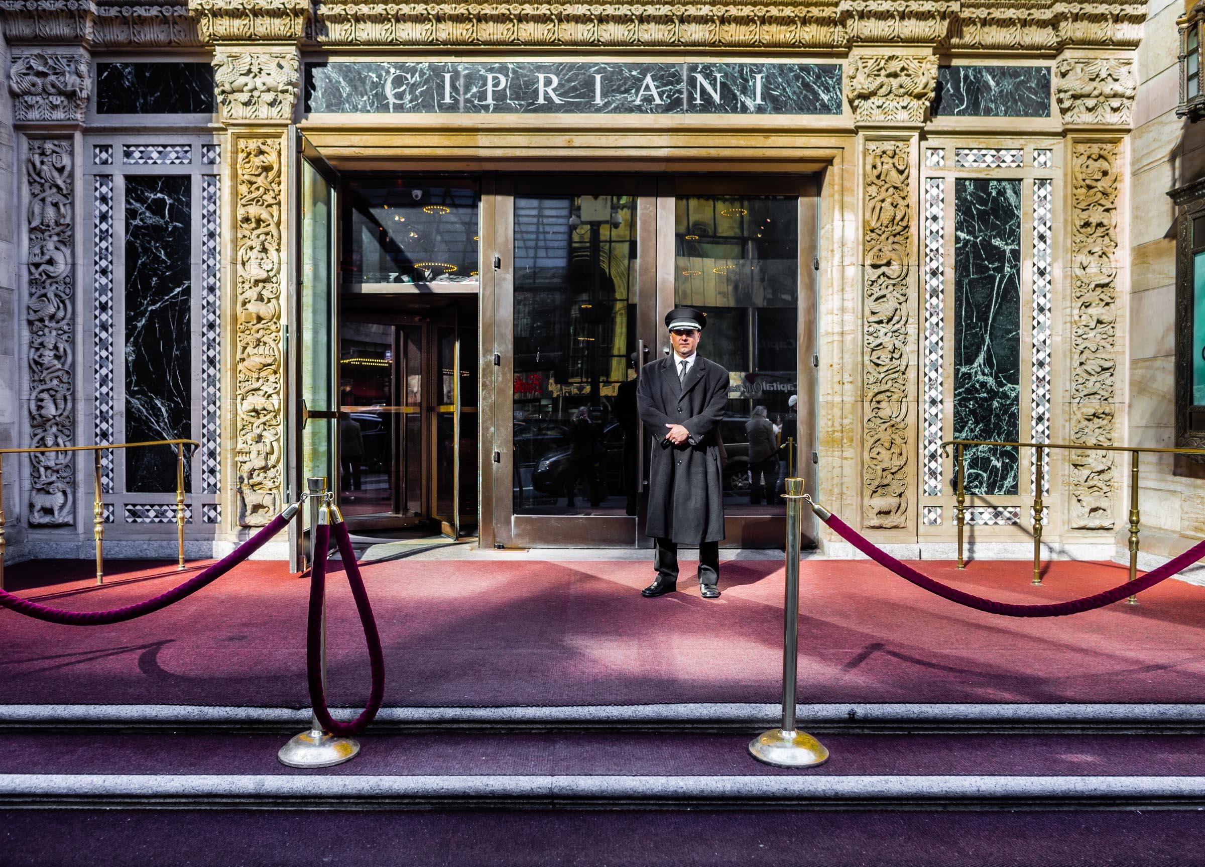 Cipriani, 5th Avenue, NYC, 2018