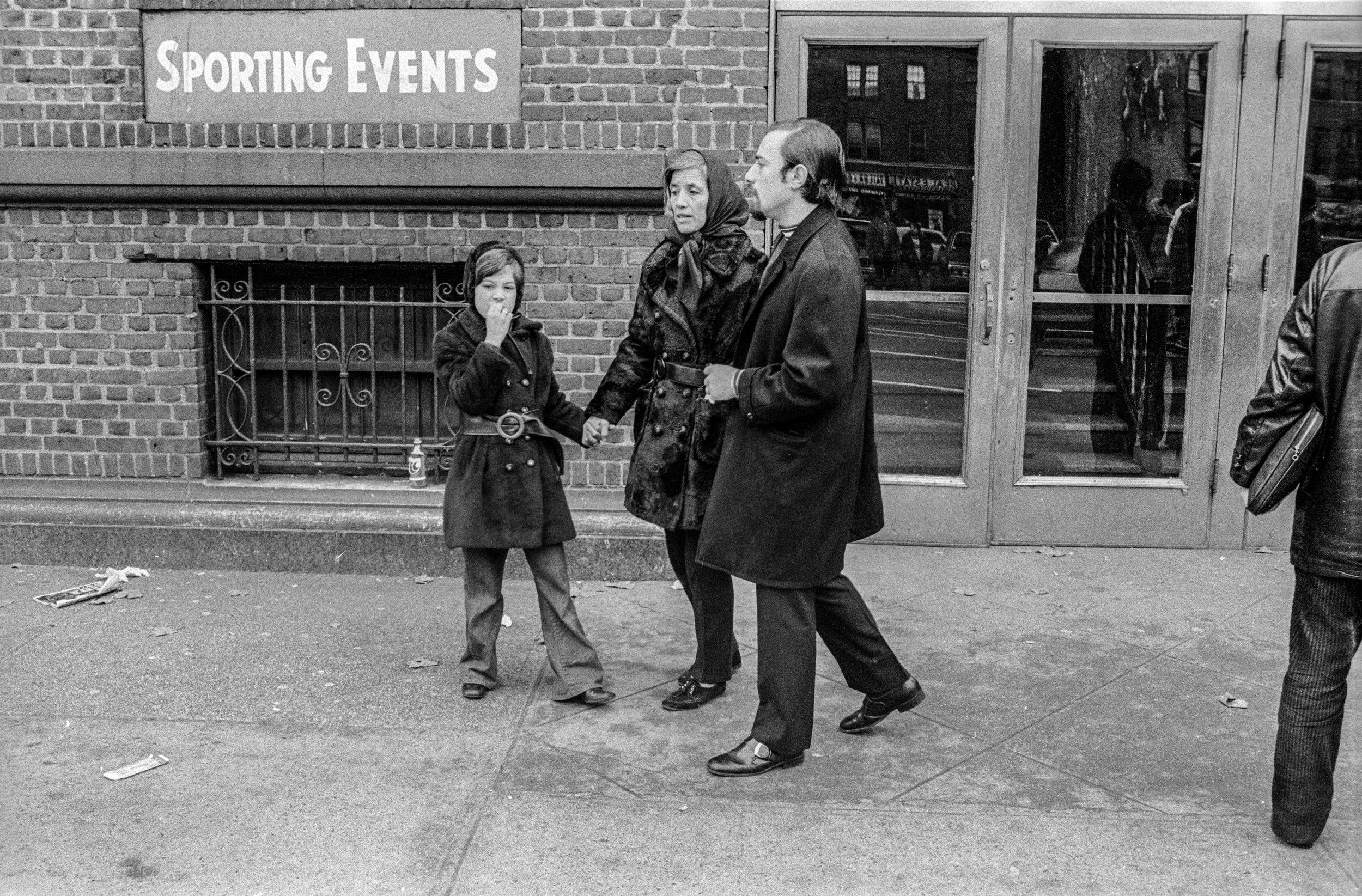 Sunnyside Gardens Arena, 1972