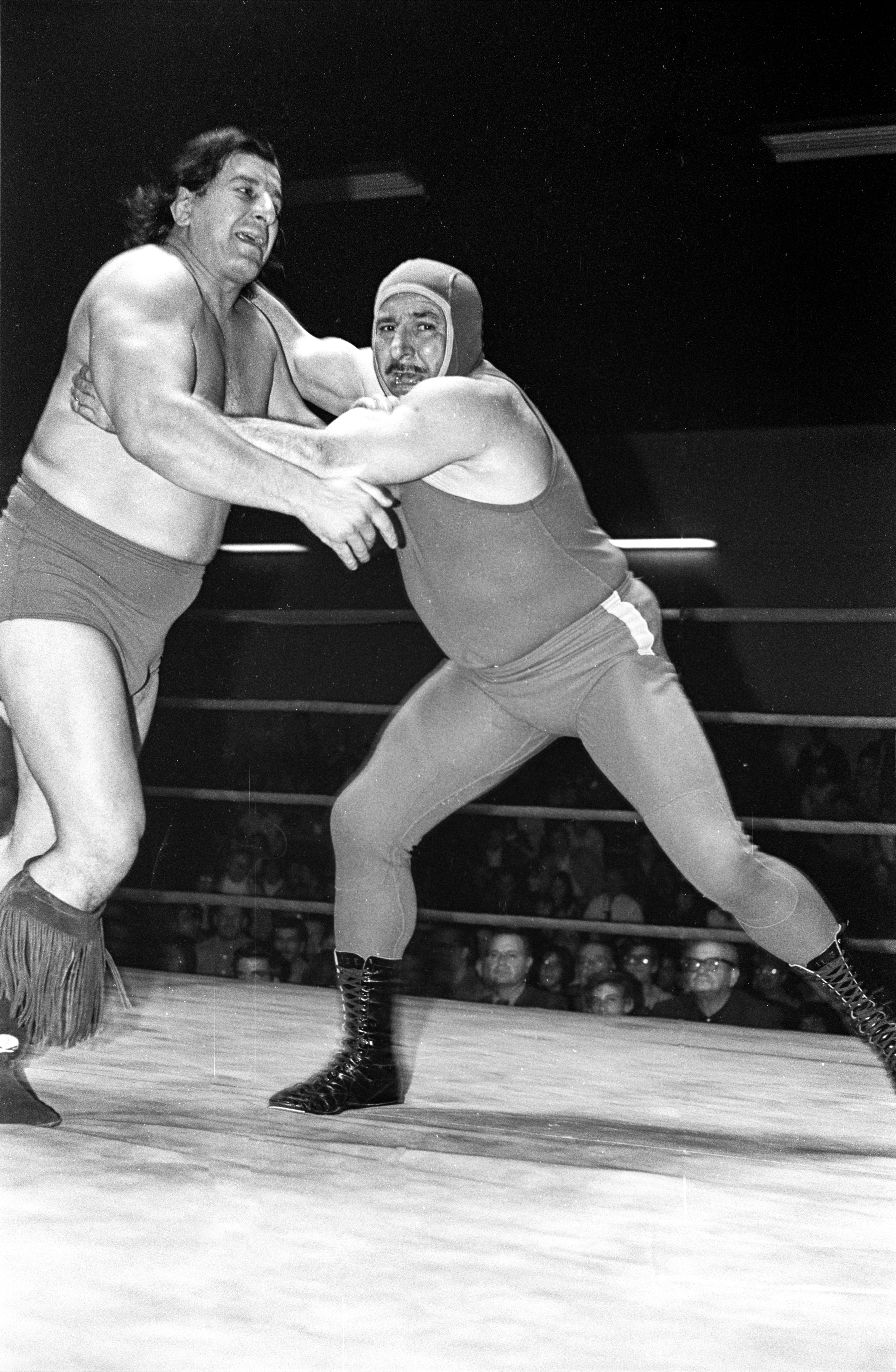 Chief Jay Strongbow vs The Russians