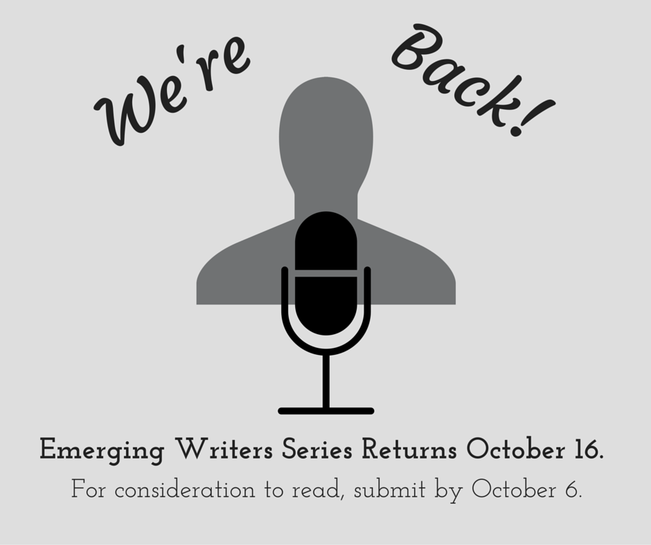 Send us some writing! Details  here .