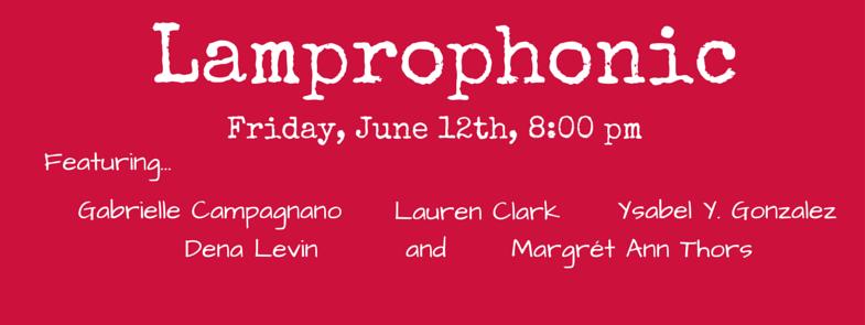 See you tonight!  Bar Thalia, 8 pm