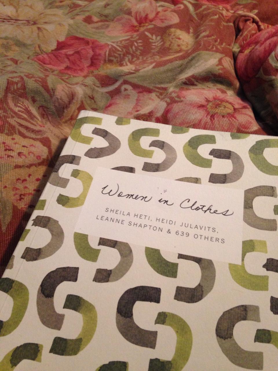 Sunday morning reads