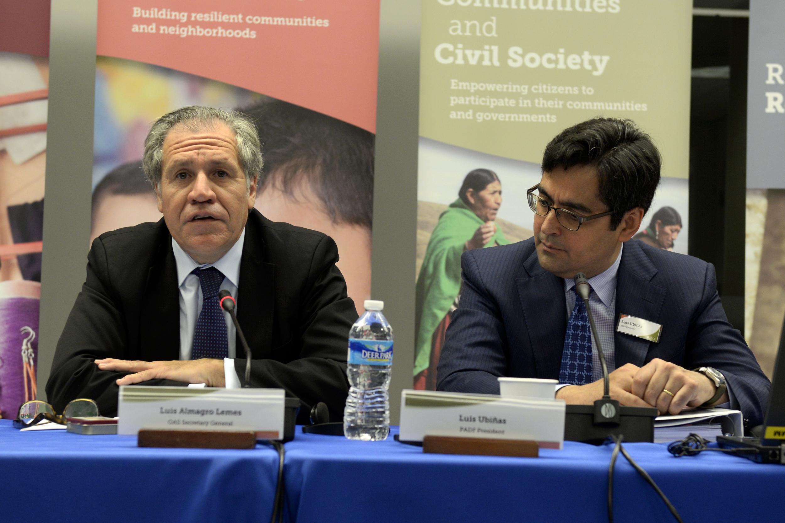 Juan Manuel Herrera/OAS