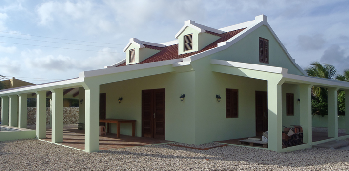 A home designed and constructed by Veerhouse Voda, S.A.