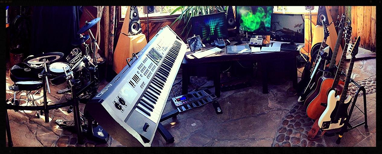 Studio Console