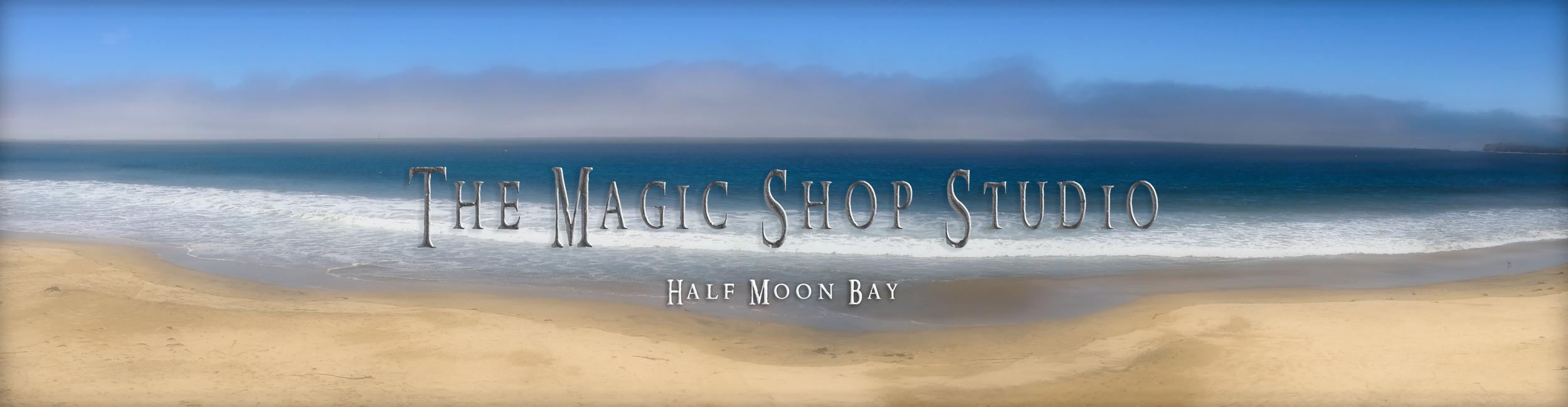 The Magic Shop Studio in Half Moon Bay