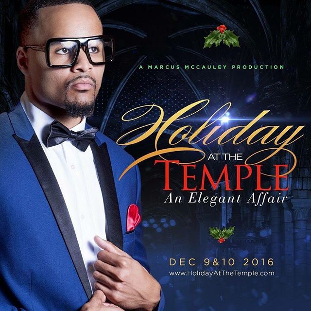 #HolidayAtTheTemple is coming to Pittsburg Ca! Dec 9th and 10th! Tickets go on sale soon.  #holiday #bayarea #christmasmusic #musicproduction #musicproducer #musiccomposer #dappermen #gq #blackmenfashion #entertainment #style #blackmenwithstyle #gospelmusic #soulmusic #orchestra