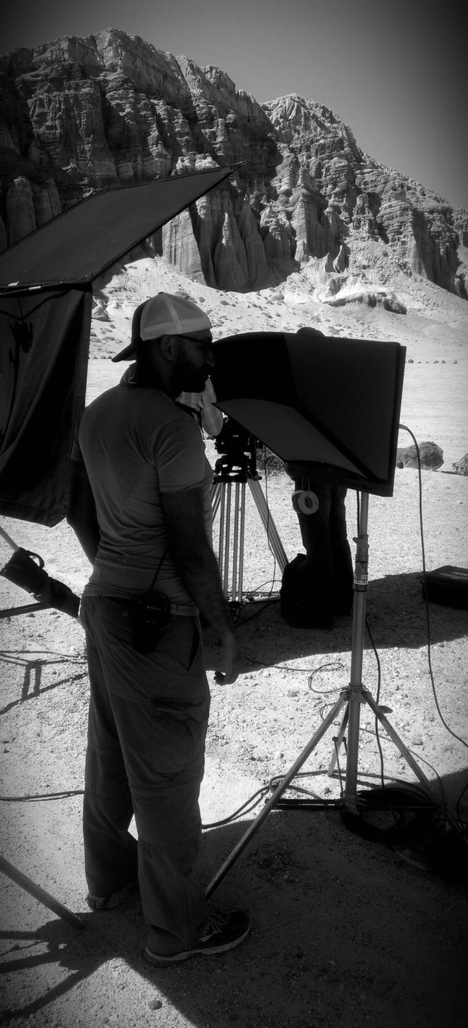 Che Broadnax, Director of Photography, TROUBLED CELLS