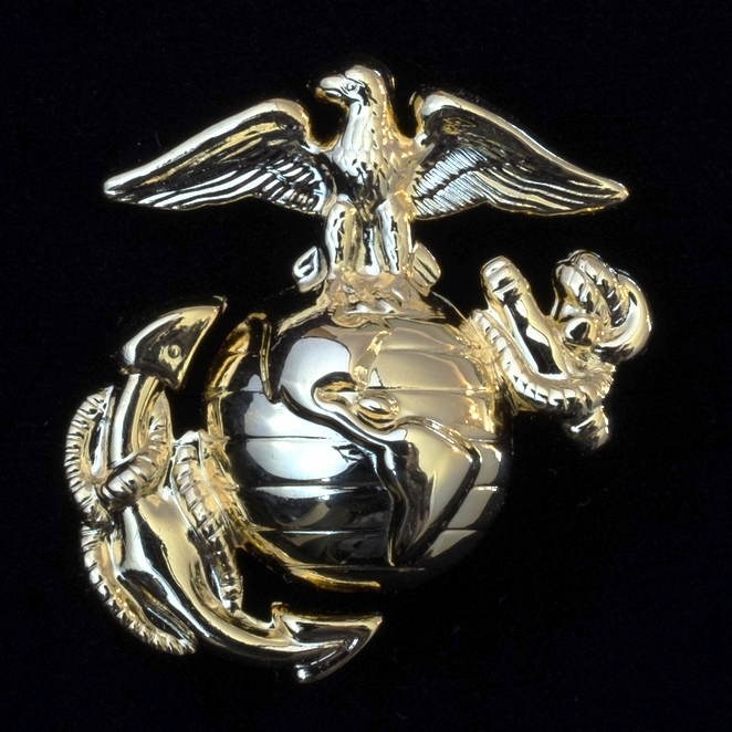 PHELPS' ENLISTED DRESS INSIGNIA