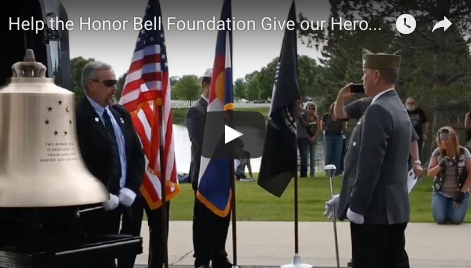 Learn more about the Honor Bell and its mission at our  fundraising page .