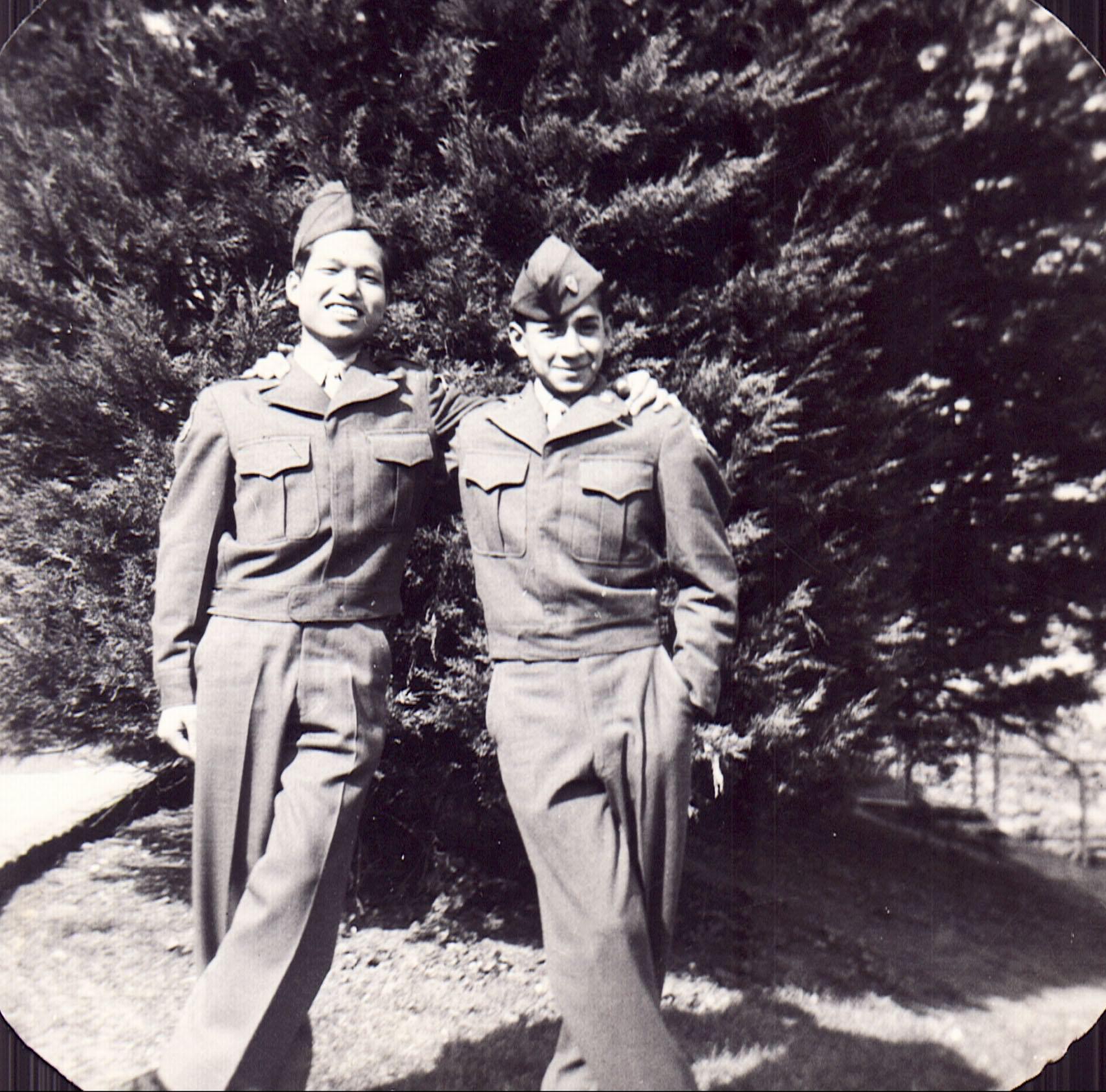 Ken Lee, US Army veteran. By  David Lee