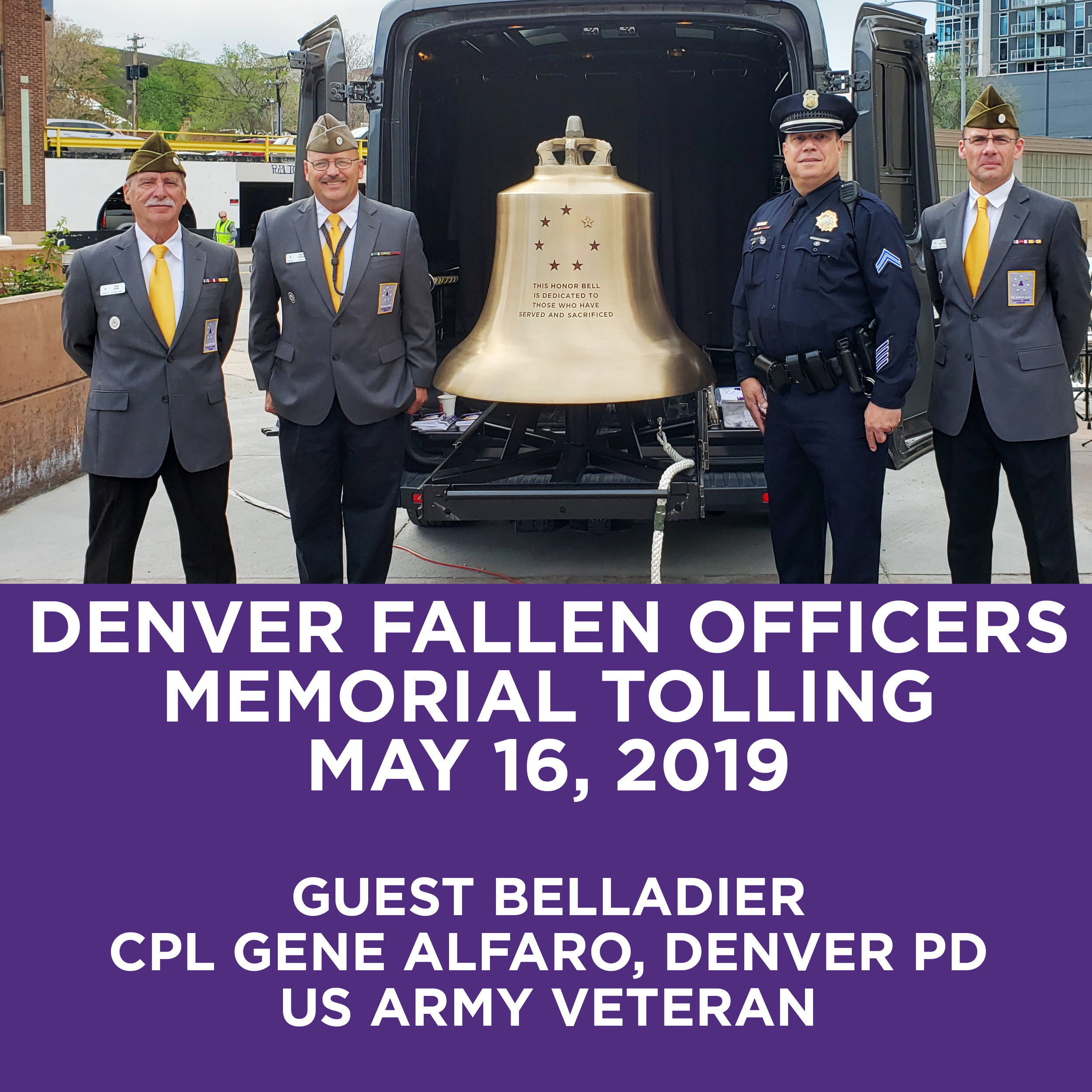 Guest Belladier DPD Cpl Gene Alfaro, Fomerly Army Sgt. Military Police square.jpg