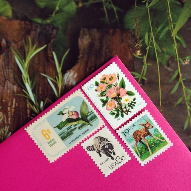 Marabou Design Postage Stamps.jpg