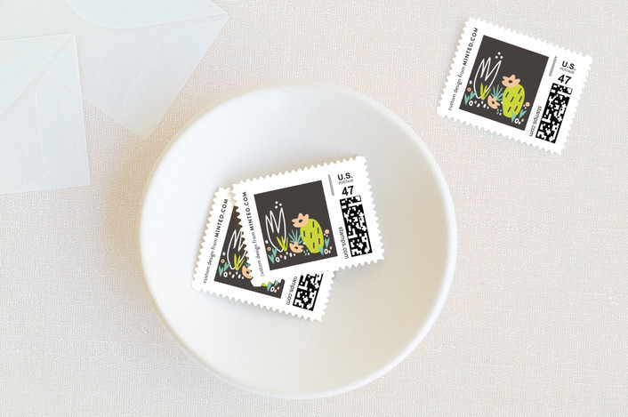 marabou design agave bebe stamps
