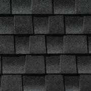 GAF Timberline HD - Lifetime Shingles   Charcoal