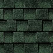 GAF Timberline HD - Lifetime Shingles   Hunter Green