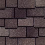 GAF Woodland Lifetime Designer Shingles   Cedarwood Abbey