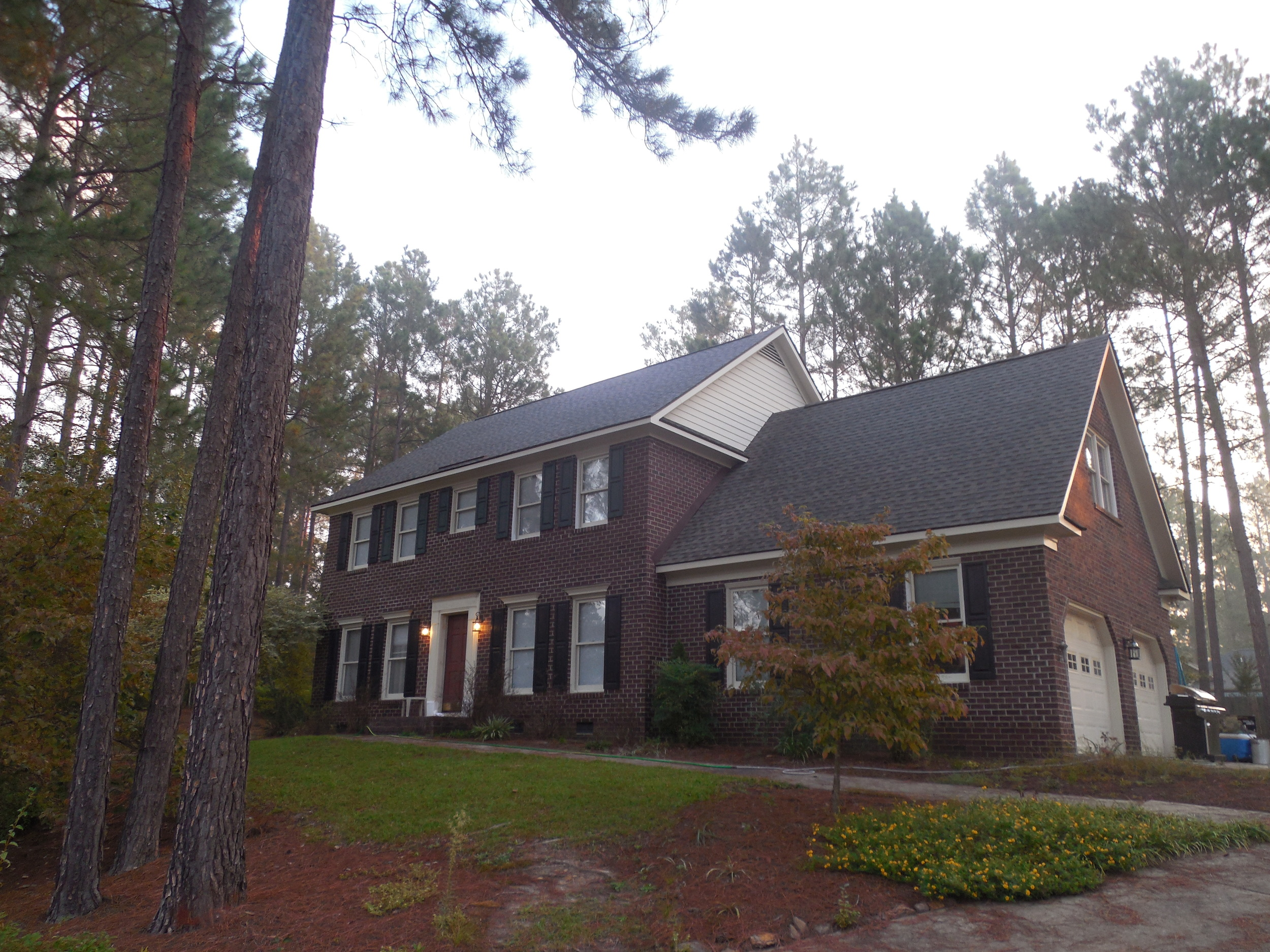 Fayetteville, NC   GAF Timberline HD Weathered Wood