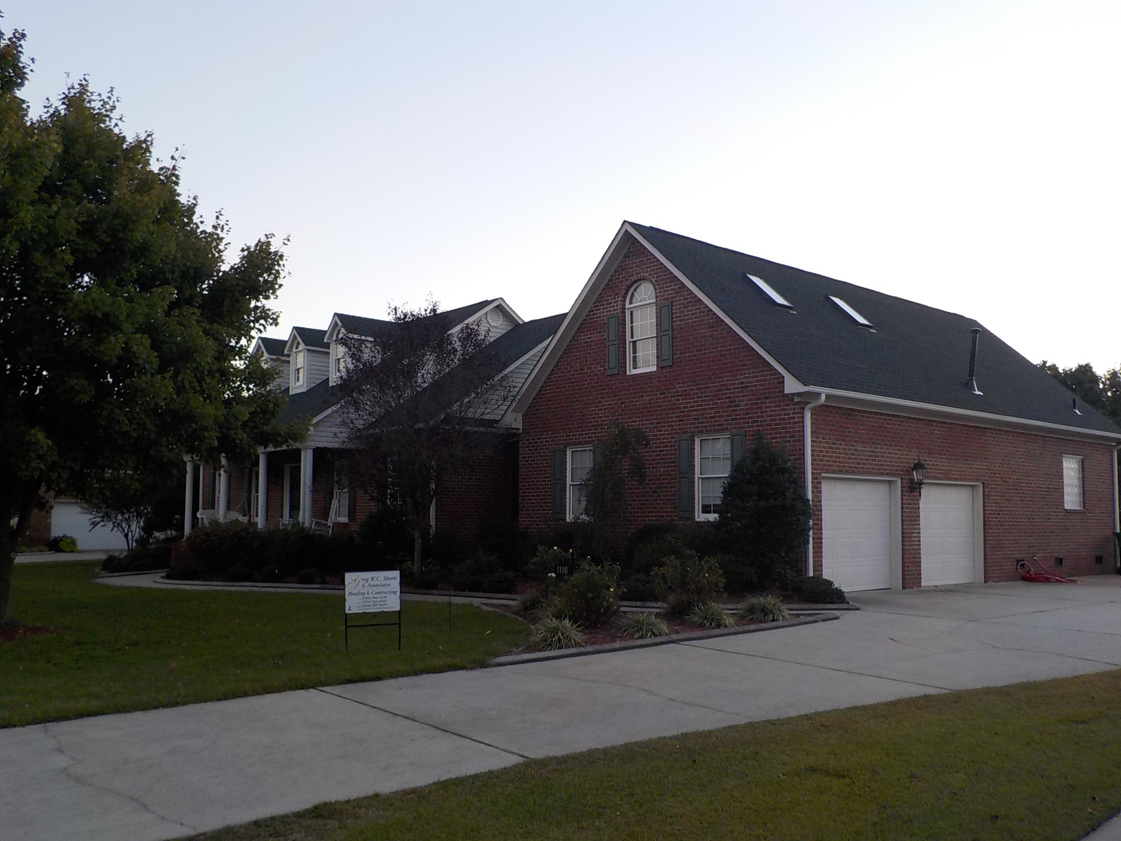 Fayetteville, NC   GAF Timberline HD Hunter Green