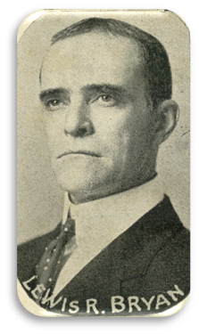 Portrait of Lewis R. Bryan