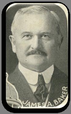 Portrait of James A. Baker