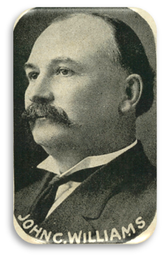 Portrait of John C. Williams