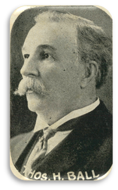 Portrait of Thomas H. Ball