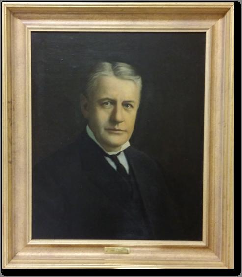 Portrait of Judge James L. Autry - Click to enlarge.