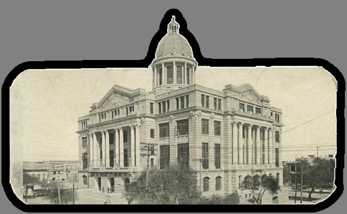 1910 Courthouse, Houston, Texas