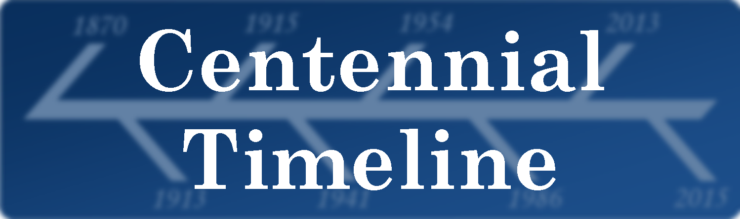 Link to Centennial Timeline page